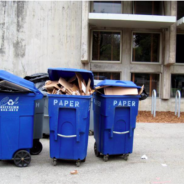How to put your building on a path to zero waste