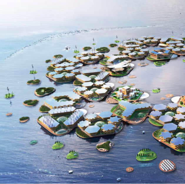 Floating cities once seemed like sci-fi. Now the UN is getting on board