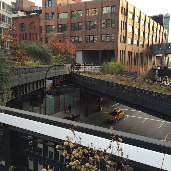 Study of High Line Corridor Pneumatic Waste-Management Initiative, NYC