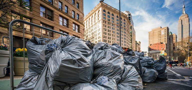Waste Dive's insight into NYC Commercial Waste Zoning proposals