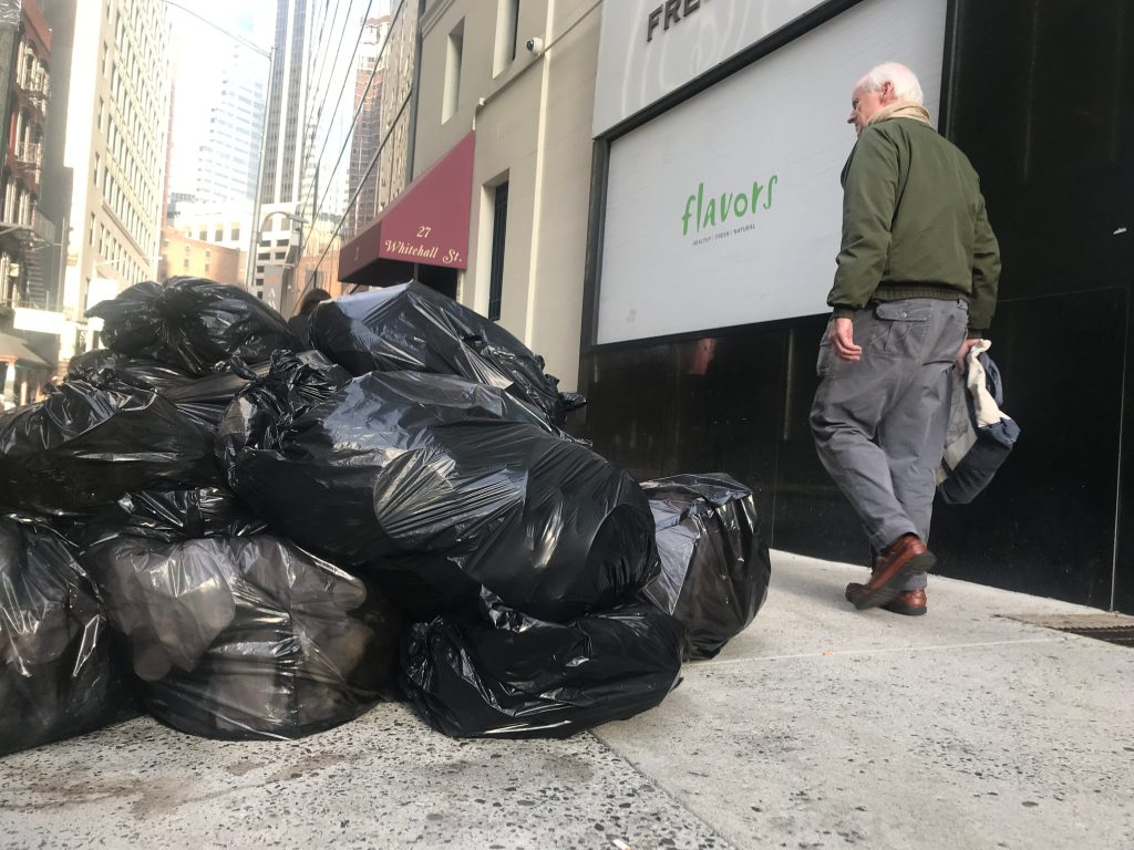 EXCLUSIVE: City Takes Major Steps to Get Garbage off the Sidewalk